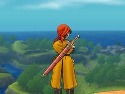 Dragon Quest VIII's old selling point is now its biggest weakness