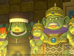 """Square Enix """"Would Love To"""" Bring Dragon Quest X To America"""