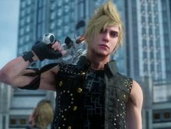 Final Fantasy XV Gameplay Finally Demoed After Eight Long Years