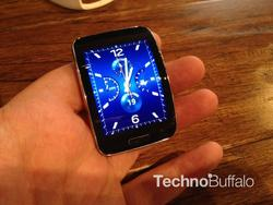 Samsung Gear S Hands-On Video: Just Another Samsung Smartwatch?