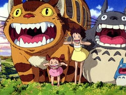 My Neighbor Totoro theme park announced, everyone on the Cat Bus!