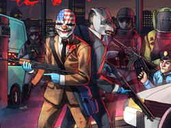 Payday 2 and Hotline Miami Team Up for a Crossover DLC Pack