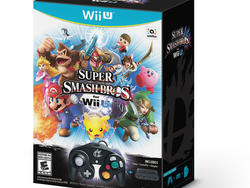 Super Smash Bros. Wii U Controller Bundle Revealed
