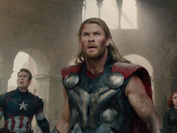 Avengers: Age of Ultron Hammer Scene Shows Off a Hero Party Game
