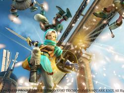 Dragon Quest Heroes Team Wants its Game Localized