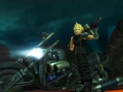 Cloud Strife Comes to Japanese Smartphones Today in Final Fantasy VII G-Bike