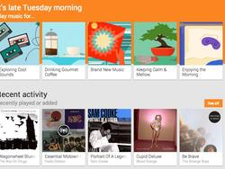 Google Play Music Update Play Songs Based on Your Mood, What You're Doing
