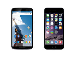 Nexus 6 vs. iPhone 6 Shootout: The Pure Google and Pure Apple Showdown
