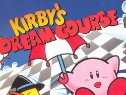 More Kirby From Club Nintendo, But it's a Golf Game