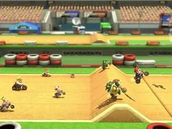Mario Kart 8 DLC Includes Excitebike Themed Course
