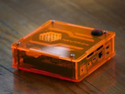Neutron Mini PC Fits in Your Palm, Sports Haswell Hardware Inside