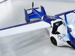 AeroMobil 3.0 Flying Car Is Ready for Your Next Road Trip