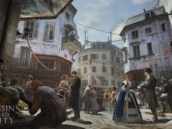 Assassin's Creed Unity's Framerate Addressed in Patch Coming This Week