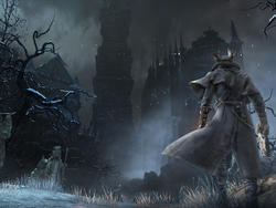 Bloodborne is full of gorgeous, oppressive environments