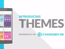 """Cyanogen """"Themes"""" App Takes Android Customization to New Levels"""