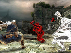 """Dark Souls II: Scholar of the First Sin on PS4 is """"the best-looking incarnation"""""""