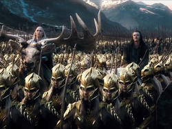 'The Hobbit: The Battle of the Five Armies' Gets Thrilling New Trailer
