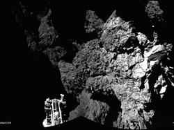 Philae Scrambles To Collect Data As Battery Runs Dry