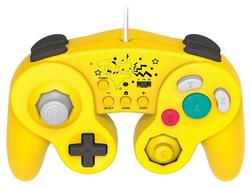 Pikachu GameCube Controller from Hori Releases in Time for Smash Bros.