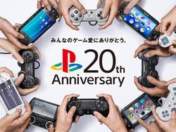 """PlayStation 20th Anniversary Montage - """"Thanks for Loving Games"""""""