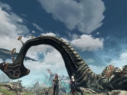 Xenoblade Chronicles X Exploration Trailer - Get to Know the Alien World