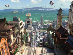 Big Hero 6: How Disney's Hyperion Brought Its New Animated Hit To Life