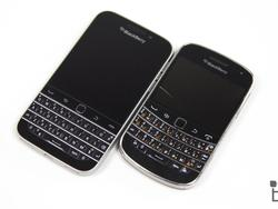 BlackBerry Sold 1.9 Million Smartphones in Q3
