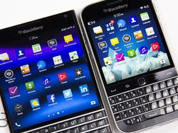 Samsung Wants to Buy BlackBerry, According to Report