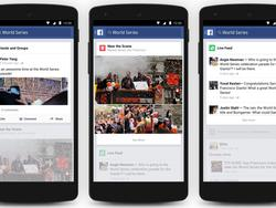 Facebook for Android finally supports HD video uploads