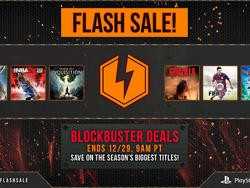 One Last Holiday Flash Sale from Sony Brings the Biggest Hits of 2014