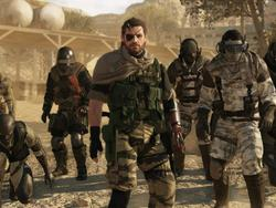 Metal Gear Online supports 16 players on both PC and current-gen consoles