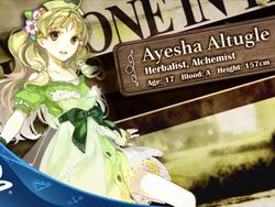 Atelier Ayesha Plus Comes to the PS Vita With a Cute Launch Trailer