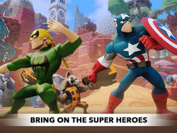 Disney Infinity: Toy Box 2.0 Available for Free on iPad and iPhone
