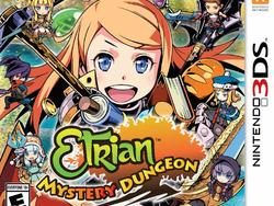 Etrian Mystery Dungeon To Be Released on April 7th