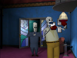 Grim Fandango's awesome soundtrack now available for purchase