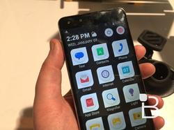 Kodak IM5 Hands-On: A Smartphone For Your Parents