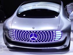 Mercedes-Benz's F015 Looks Like An Alien Spaceship