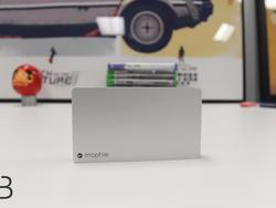 Mophie PowerStation Plus: Portable Power With an Integrated Cable