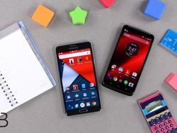 Top 5 Android Smartphones — January 2015