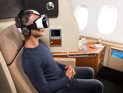 Samsung Gear VR Becomes In-Flight Entertainment On One Airline