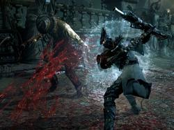 Bloodborne will feature shields made of paper mache and gumdrops