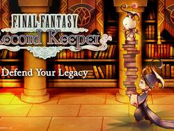 Get the nostalgia bug from F2P Final Fantasy: Record Keeper in English