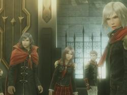 Final Fantasy Type-0 HD final trailer - Oh that poor Chocobo