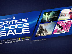PlayStation Critics' Choice Sale drops the price of last year's biggest hits