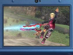 Xenoblade Chronicles 3D Japanese introduction trailer