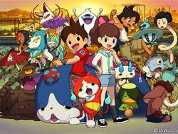 Yokai Watch Toys inbound for America, no official word on games yet