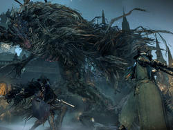 This Bloodborne glitch is making bosses easy
