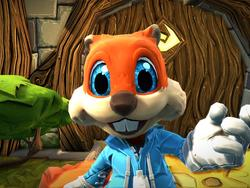 Conker returning in an episodic game through Project Spark
