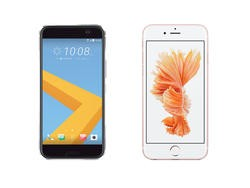 HTC 10 vs. iPhone 6s spec shootout: Can the HTC 10 take on Apple?