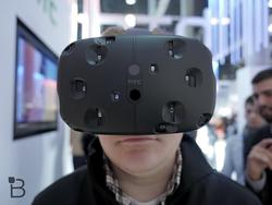 HTC Vive hands on: I wore the future on my face